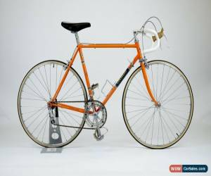 Classic Vintage Colnago Super Pantografata 1973 Bicycle Original Paint in Molteni Orange for Sale