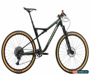 "Classic 2019 Cannondale Scalpel-Si Carbon SE Mountain Bike Large 29"" Carbon SRAM Eagle for Sale"
