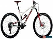 Nukeproof Mega 290 Alloy Worx Mens Mountain Bike Silver 2019 Full Suspension MTB for Sale