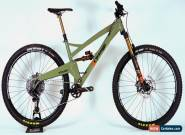 Orange Stage 5 Factory Mens Mountain Bike 2019 - Wasabi Green for Sale