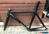 Classic Ridley ARENA 54cm track frame. Carbon fork/aero seat post. CUSTOM paint for Sale
