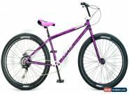 Mafia Bomma 10 Speed 27.5 Inch Wheelie Bike - Purple Splatter for Sale