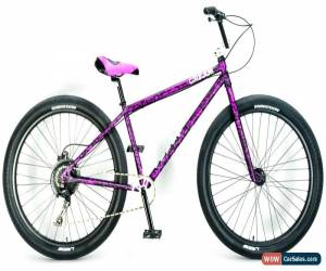 Classic Mafia Bomma 10 Speed 27.5 Inch Wheelie Bike - Purple Splatter for Sale