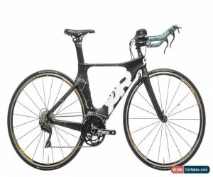 Classic 2016 Quintana Roo CD 0.1 Triathlon Bike Small Carbon Shimano 105 R7000 11s Mavic for Sale