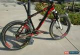 """Classic On One 456Carbon Single Speed size 18"""" mountain bike with carbon wheelsets for Sale"""