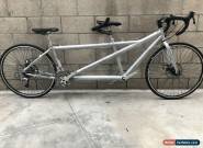 Cannondale  tandem shimano Ultegra Medium / Small for Sale