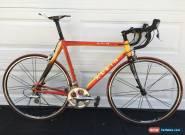 Klein Q Pro XX Carbon Aluminum Road Bike 56cm // Dura Ace Bontrager Thomson for Sale
