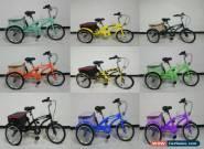 """Kid 16"""" 3 Wheel Tricycle Bicycle Bike Cruise & Basket UK, trike, kids trike for Sale"""