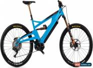 Orange Charger Factory Full Suspension Electric Mountain Bike 2019 - Blue for Sale