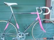 Zunow HUMMINGBIRD dazzling vintage steel men's 57cm road bike  for Sale
