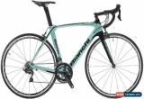 Classic Bianchi Oltre XR3 CV Ultegra Mens Road Bike 2018 - Green for Sale