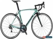 Bianchi Oltre XR3 CV Ultegra Mens Road Bike 2018 - Green for Sale