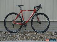 Ridley X-Fire Carbon Disc 48cm Red Shimano Ultegra for Sale
