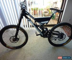 Classic Classic Turner 2006 DHR Large Square Tube Built Bike for Sale