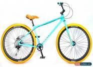 Mafia Bomma 10 Speed 27.5 Inch Wheelie Bike - Teal for Sale