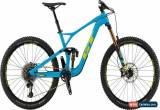 Classic GT Force Carbon Pro Full Suspension MTB 2019 - Blue for Sale