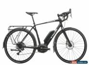 2018 Trek Crossrip+ Commuter Road E-Bike 58cm Aluminum SRAM Force 1 11 Speed for Sale