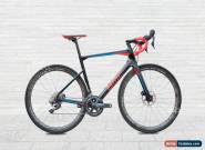 BMC RoadMachine 02 size Medium road bike Shimano Ultegra Fulcrum carbon fibre for Sale