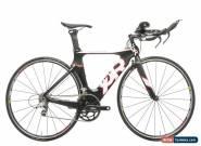 2012 Quintana Roo CD 0.1 Triathlon Bike Small Carbon SRAM Red 10 Speed Mavic for Sale
