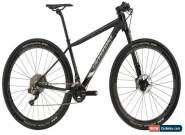 Cannondale F-Si Hi-Mod Black Inc Carbon Hardtail MTB 2018 Black Mens Mountain Bi for Sale