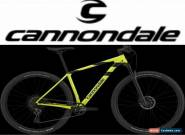 Cannondale F-Si Carbon 5 Size L Yellow For Men Brand New 2020 for Sale