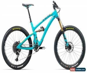 Classic Yeti SB6 T-Series Mens Full Suspension Mountain Bike 2018 MTB - Turquoise XL for Sale