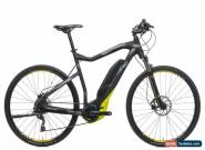 2016 Haibike SDURO Cross SL HI-STEP Mountain E-Bike Large Aluminum Shimano Deore for Sale