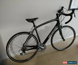 Classic Specialized Roubaix, FULL CARBON, Zert inserts, 56cm for Sale