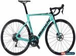 Bianchi Aria E-Road Ultegra Electric Road Bike 2019 - Celeste for Sale