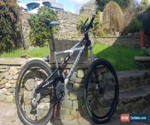 Classic Cannondale Prophet Lefty Siemens Mobile Team Full Suspension Mountain Bike MTB for Sale