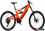 Classic Orange Surge RS Full Suspension Electric Mountain Bike 2019 - Orange for Sale