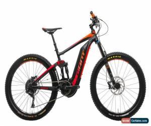 Classic 2017 Giant Full - E+1 Mountain E-Bike Small 27.5+ Aluminum Shimano XT M8000 11s for Sale
