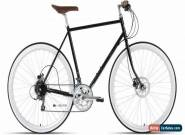 Bobbin Dark Star Hybrid Bicycle Cycle Bike - 56 CM for Sale