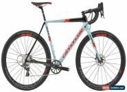 Cannondale SuperX Force 1 Carbon Cyclocross Bike 2017 - Blue for Sale