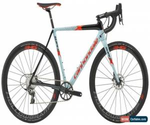 Classic Cannondale SuperX Force 1 Carbon Cyclocross Bike 2017 - Blue for Sale