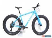 "2015 Salsa Beargrease 2 Fat Tire Bike L / 19"" SRAM 2 x 11 Speed 26"" Wheels for Sale"