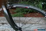 Classic road bike XL frame alloy black ultegra ritchey vuelta carbon forks and post for Sale