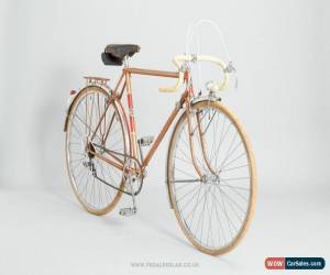 Classic 53cm Raphael Geminiani Vintage Steel Town / Randonneur Bicycle - L'Eroica Retro for Sale