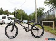 "GT SPEED SERIES PRO XL 21""TT CARBON FIBER BMX COMPLETE BIKE  for Sale"