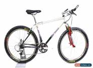 "1994 Serotta Max II Steel Mountain Bike M / 17"" 3 x 9 Speed White Industries for Sale"