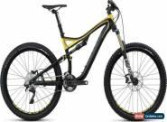 2013 Specialized Stumpjumper FSR Elite 26 Medium Black/Gold New Old Stock for Sale