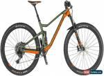 Scott Genius 730 Mens Mountain Bike 2019 - Green for Sale