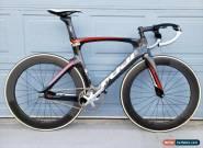 2016 Fufi Carbon Track Elite Bicycle 56 Cm for Sale