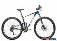 2015 Giant Anthem X 29er Mountain Bike Medium Aluminum Shimano XT M786 10s Fox for Sale