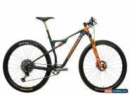 "2019 Orbea Oiz M-Team Mountain Bike Large 29"" Carbon Shimano XTR 9100 for Sale"