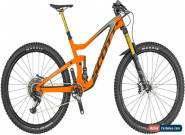 Scott Ransom 900 Tuned Full Suspension Mountain Bike 2019 Orange Mens MTB M/XL for Sale