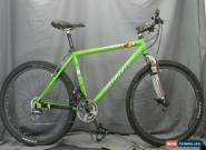 Specialized Stumpjumper Mountain Bike Large MTB USA Made XTR Marzocchi Charity! for Sale
