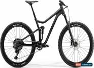 Merida One-Forty 800 27.5 Mens Mountain Bike 2018 - Black Medium for Sale