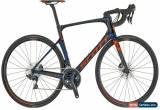 Classic Scott Foil 20 Disc Mens Road Bike 2018 - Black for Sale