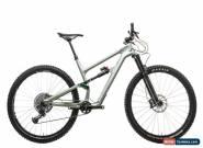 """2019 Cannondale Habit Carbon 2 Mountain Bike Large 29"""" SRAM Eagle Fox Stan's for Sale"""
